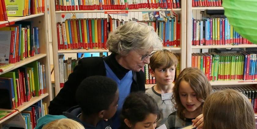 Frau Hedwig Neven DuMont wird von Frau OB Henriette Reker als Ehrenbürgerin vorgeschlagen